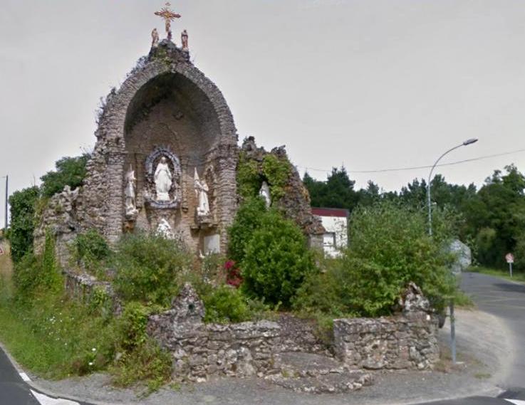 Saint-Gervais (Vendée) La grotte