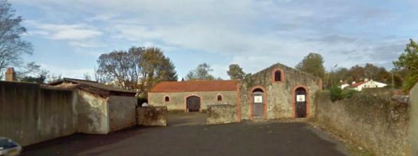 Saint-Gervais (Vendée) Les haras communaux en 2009