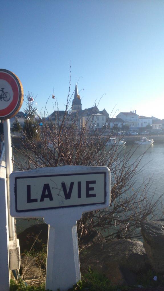 Saint-Gilles-Croix-de-Vie (Vendée) La Vie