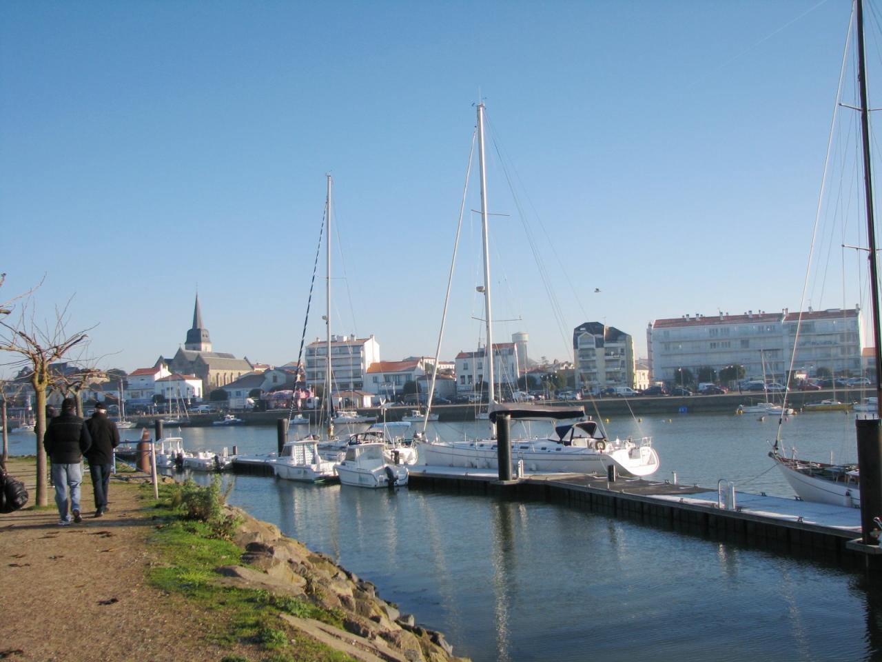 Saint-Gilles-Croix-de-Vie (Vendée)