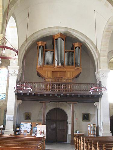 Saint-Gilles-Croix-de-Vie (Vendée) L'église Sainte Croix