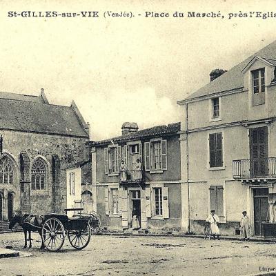 Saint-Gilles-Croix-de-Vie (85)