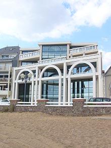 Saint-Gilles-Croix-de-Vie (Vendée) Le siège du groupe Beneteau