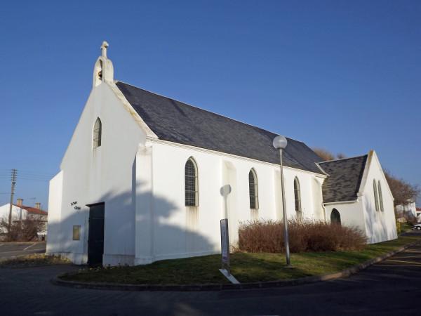 Saint-Hilaire-de-Riez (Vendée) Sion-sur-l'Océan, La chapelle