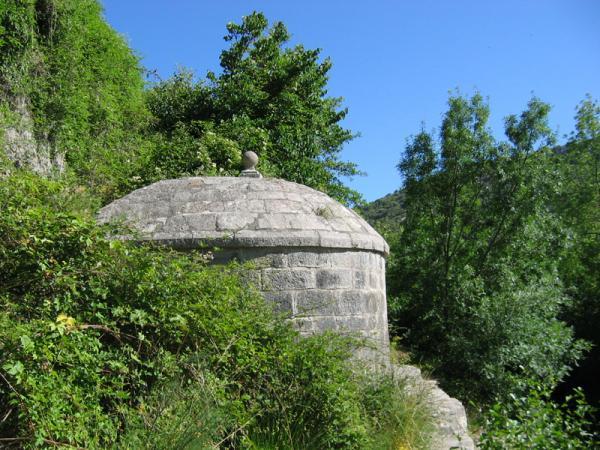 Saint-Hippolyte-du-Fort (Gard) Le captage des fontaines