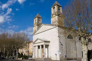 Saint-Hippolyte-du-Fort (Gard) Le Temple protestant