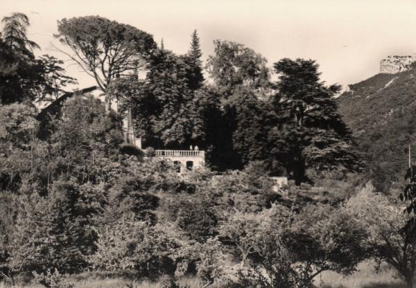 Saint-Hippolyte-du-Fort (Gard) CPA Le château de Figaret
