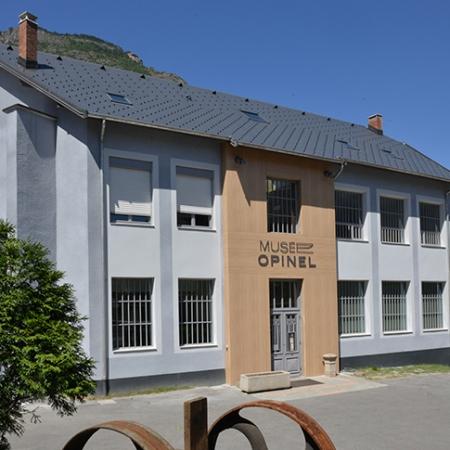 Saint-Jean-de-Maurienne (Savoie) Le Musée Opinel
