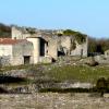 Saint-Maurice-Navacelles (Hérault) La Prunarède, le château