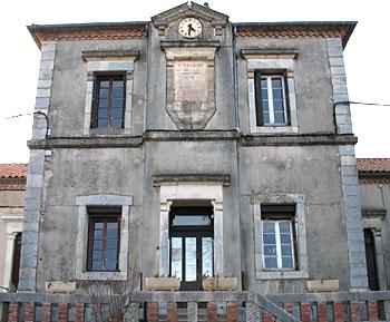 Saint Maurice-Navacelles (Hérault) La mairie