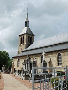Saint-Pierre-de-la-Fage (Hérault) L'église