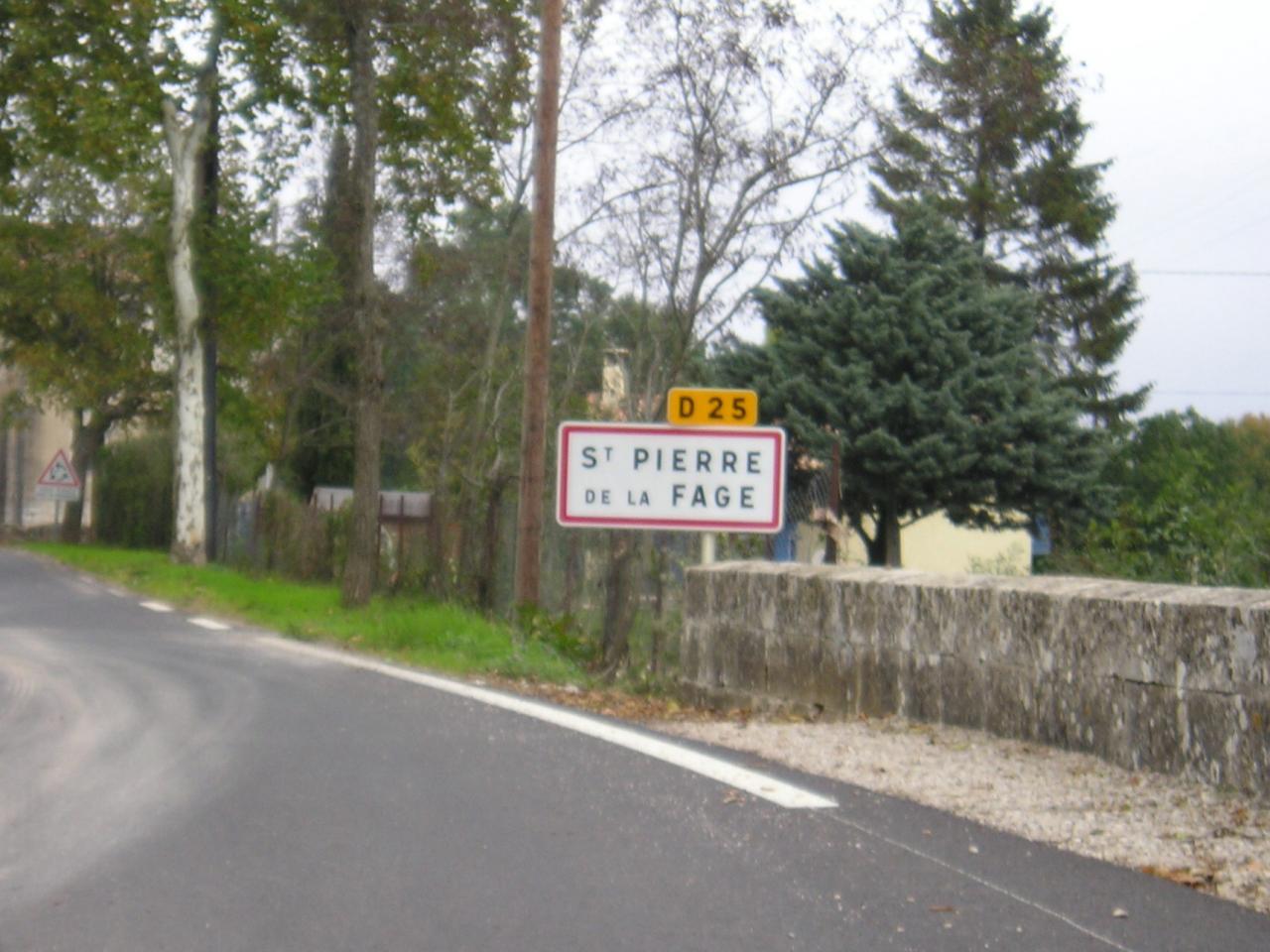 Saint-Pierre-de-la-Fage (Hérault)