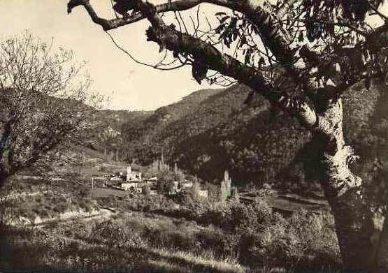 Saint-Pierre-de-la-Fage (Hérault) Parlatges CPA