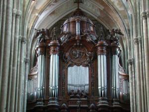 Saint-Quentin (Aisne) la basilique