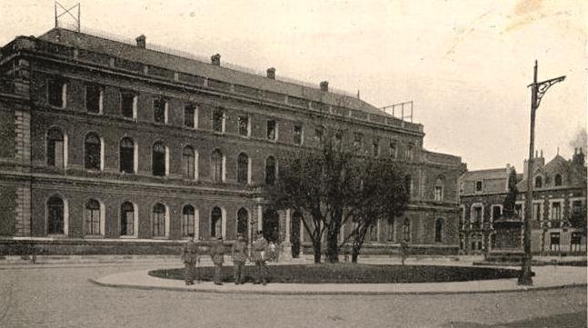 Saint-Quentin (Aisne) CPA le Lycée Henri Martin