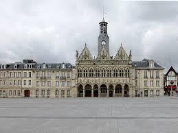 Saint-Quentin (Aisne) l'Hôtel de ville