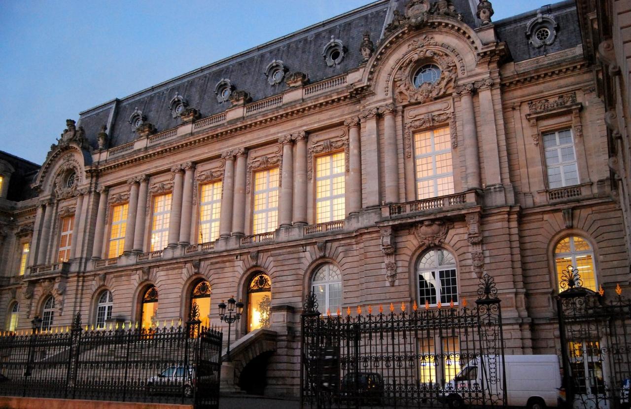 Saint-Quentin (Aisne) Le Palais de Fervaques