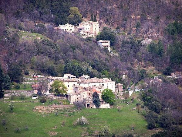 Saint-Roman-de-Codières (Gard) Bouras et Aumeras
