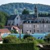 Saint-Saulge (Nièvre) L'ancien couvent