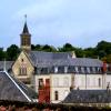 Saint-Saulge (Nièvre) Le couvent