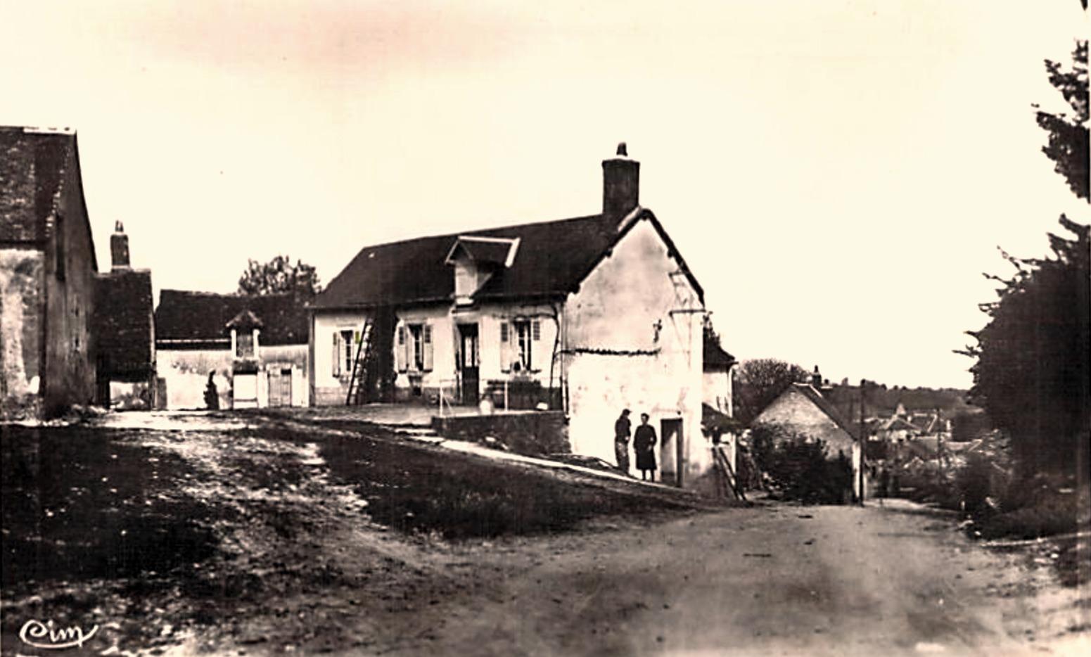 Saint-Saulge (Nièvre) Le Tronsec CPA