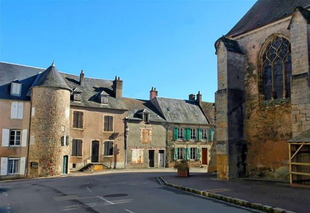 Saint-Saulge (Nièvre)