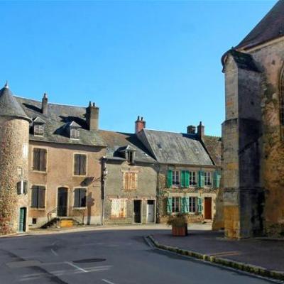 Saint-Saulge (58)