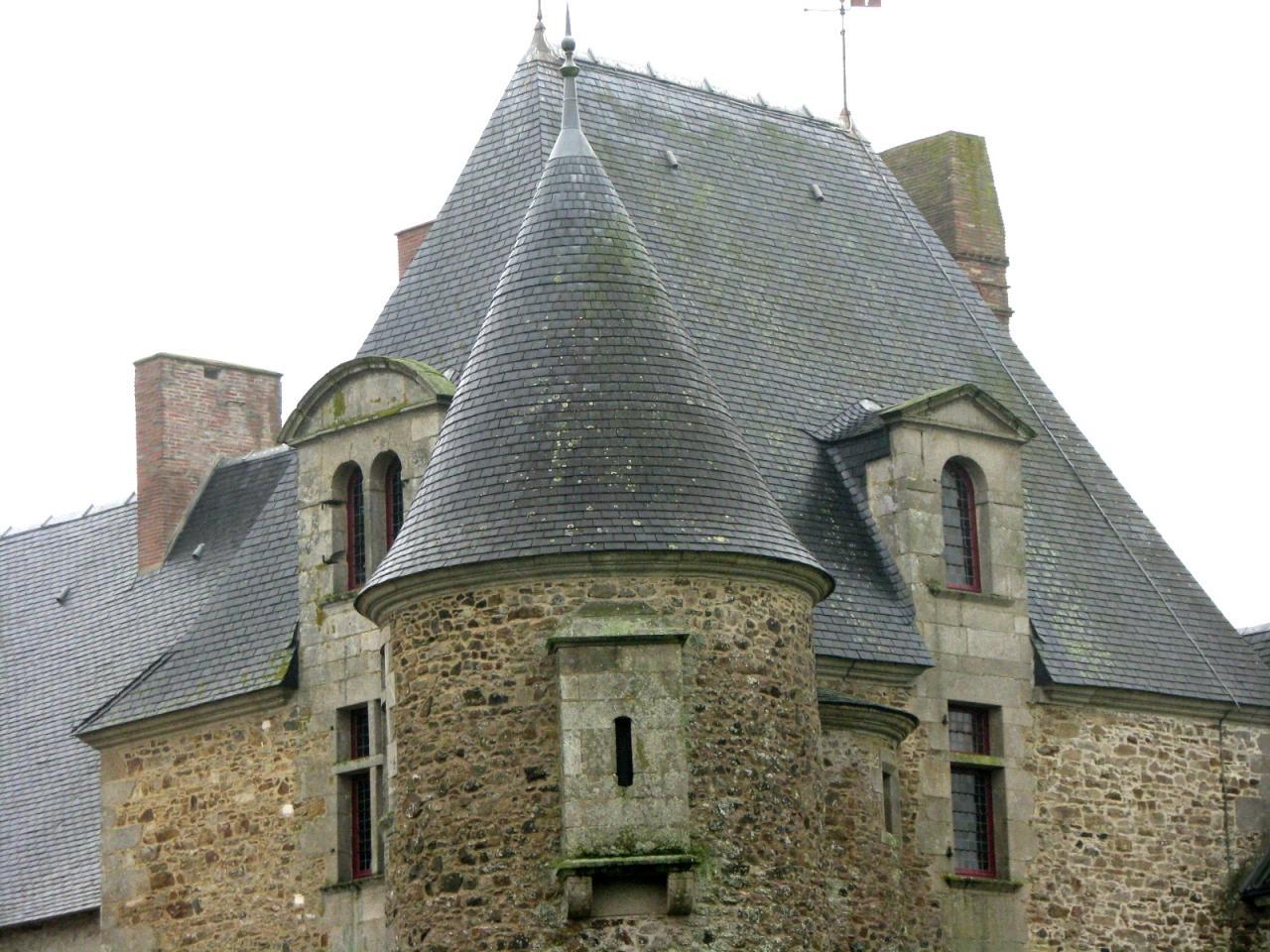Saint-Sulpice-le-Verdon Logis de la Chabotterie (12)
