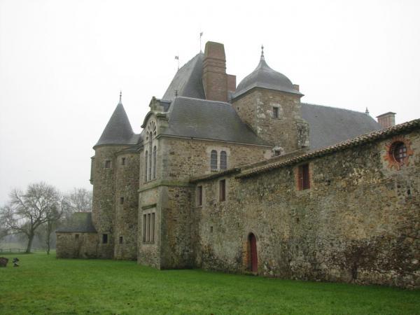 Saint-Sulpice-le-Verdon Logis de la Chabotterie (15)