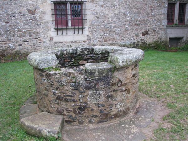 Saint-Sulpice-le-Verdon Logis de la Chabotterie (22)
