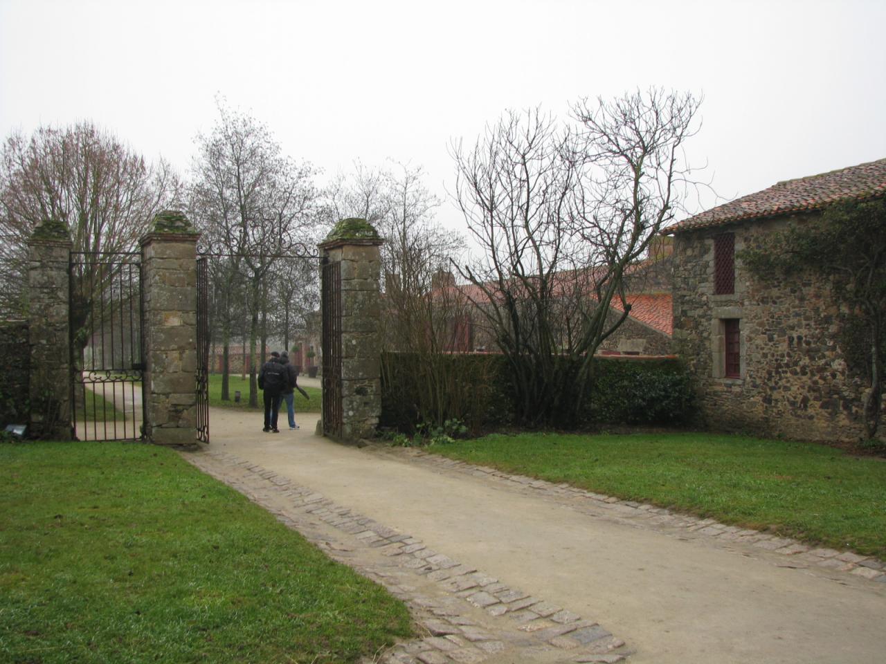 Saint-Sulpice-le-Verdon Logis de la Chabotterie (23)