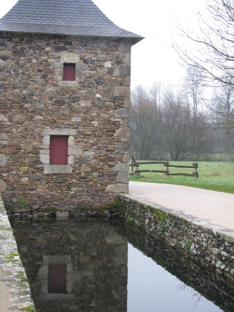 Saint-Sulpice-le-Verdon Logis de la Chabotterie (29)