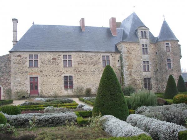 Saint-Sulpice-le-Verdon Logis de la Chabotterie (39)