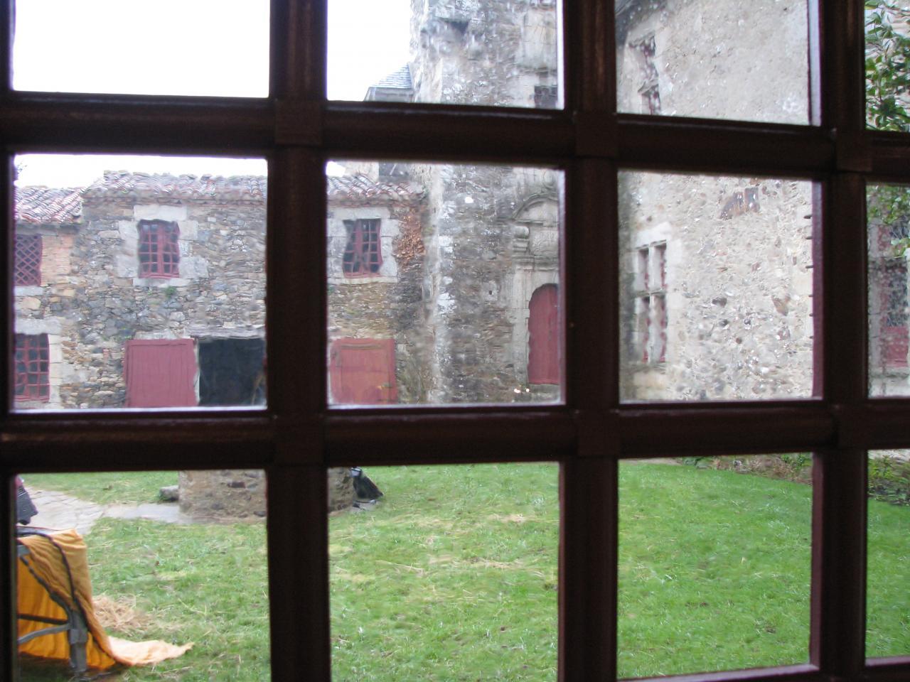 Saint-Sulpice-le-Verdon Logis de la Chabotterie (47)