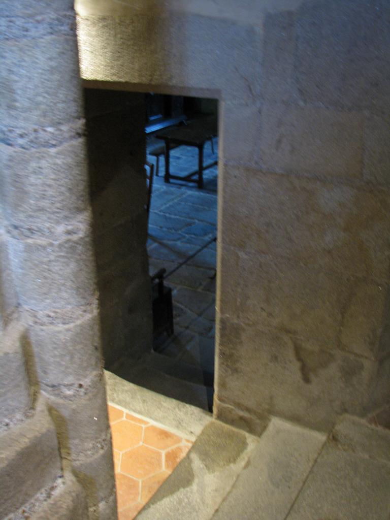 Saint-Sulpice-le-Verdon Logis de la Chabotterie (91)