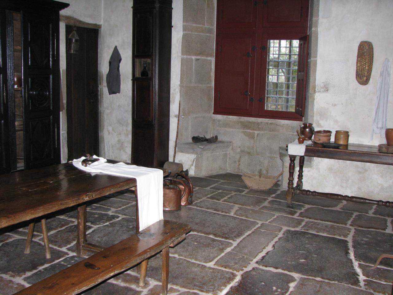 Saint-Sulpice-le-Verdon Logis de la Chabotterie (95)