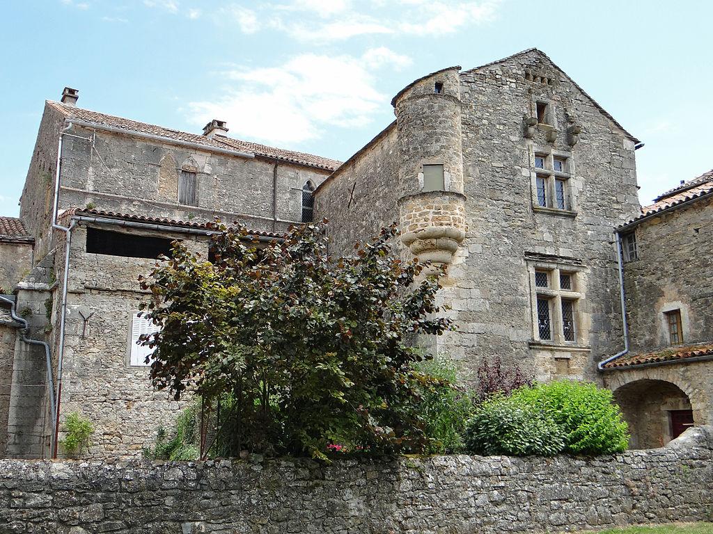Sainte-Eulalie-de-Cernon (Aveyron) La Commanderie