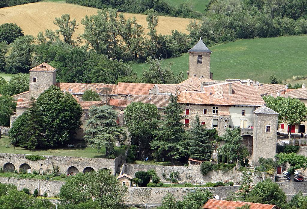 Sainte-Eulalie-de-Cernon (Aveyron) Vue générale