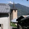 Salins-Fontaine (Savoie) Fontaine-le-Puits, l'église