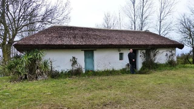 Sallertaine (Vendée) La bourrine à Rosalie