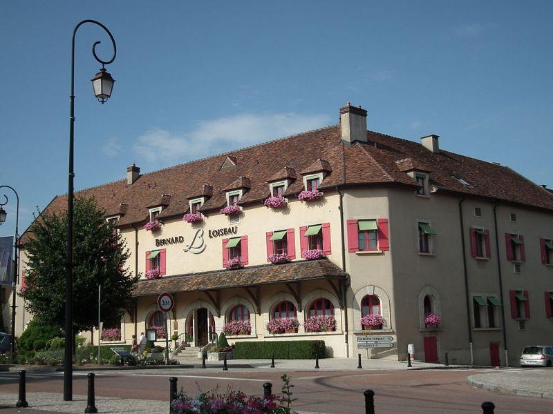 Saulieu (Côte d'Or) Le restaurant Bernard Loiseau