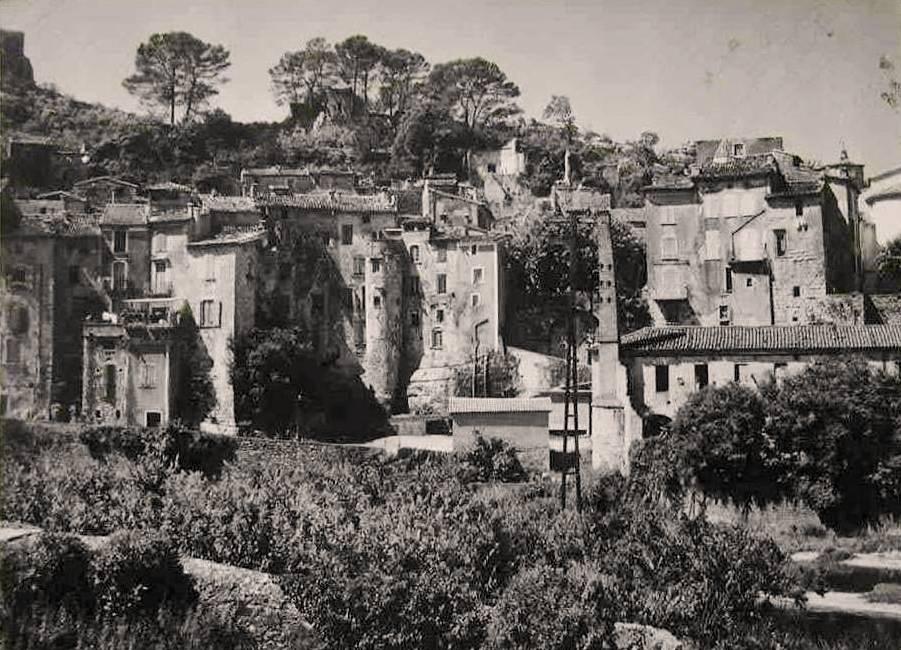 Sauve (Gard) CPA