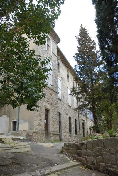 Sauve (Gard) La maison des comtes