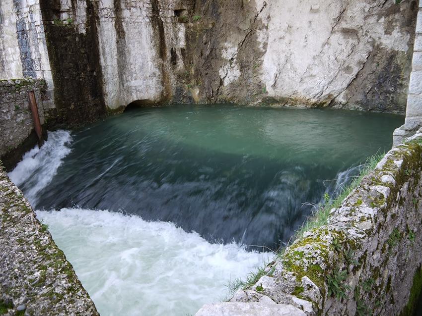 Sauve (Gard) Les Sources