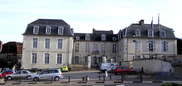 Seignelay (89) La Mairie