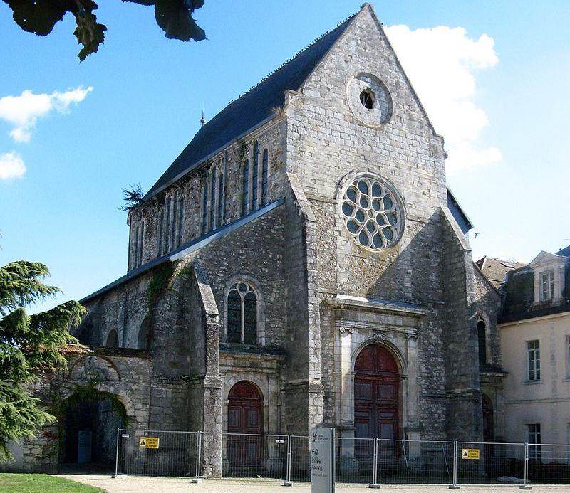 Sens (89) L'église Saint-Jean