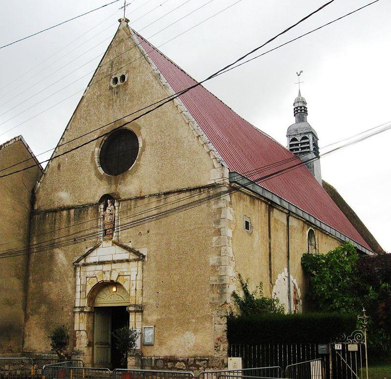 Sens (89) L'église Saint-Savinien le Jeune