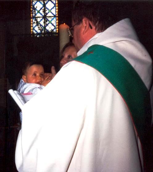 Marines : Axel Soudan, baptême 1994
