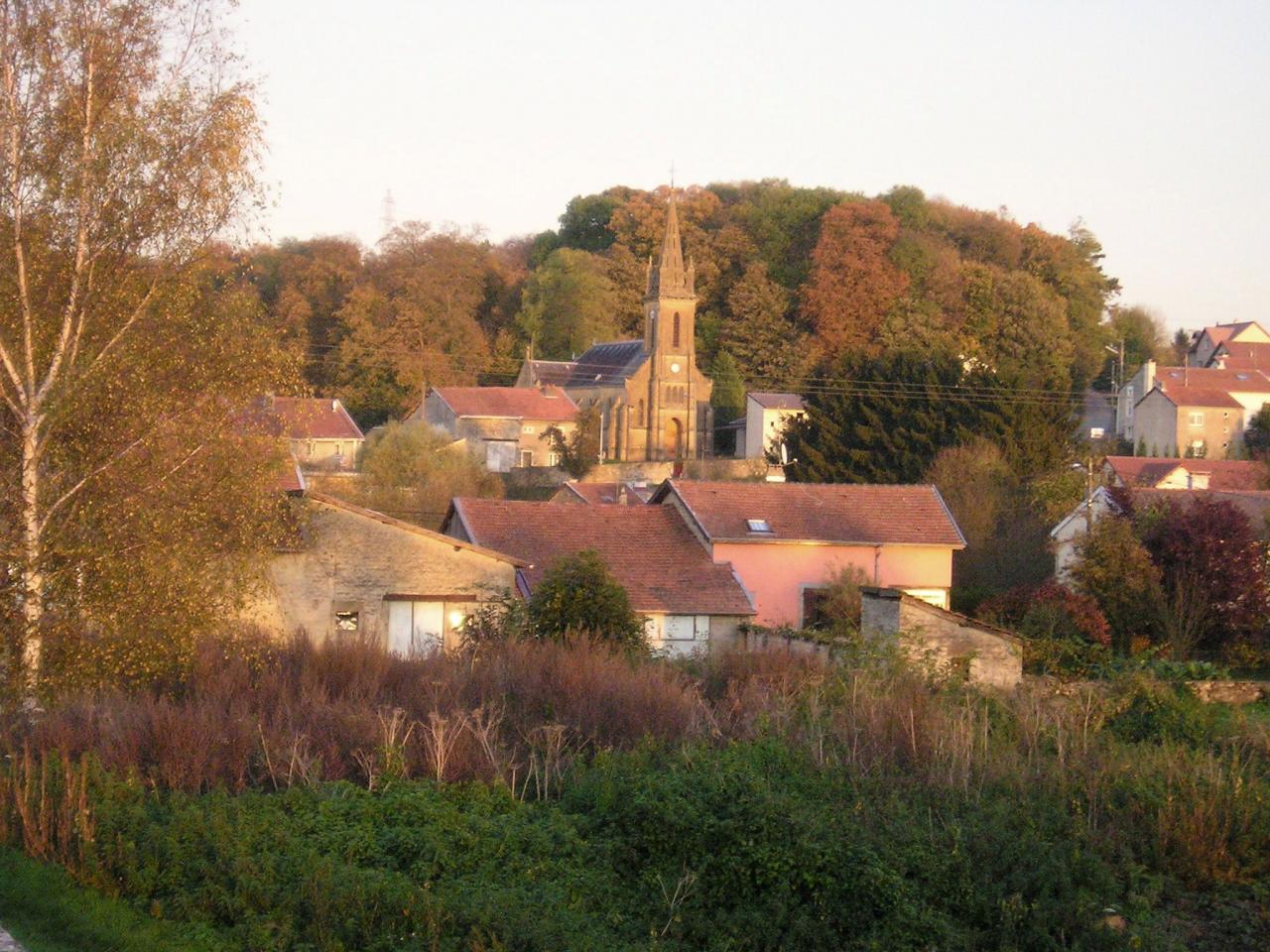 Stenay (Meuse) Cervisy 2004