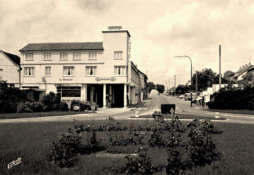 Stenay (Meuse) La Bécasse CPA